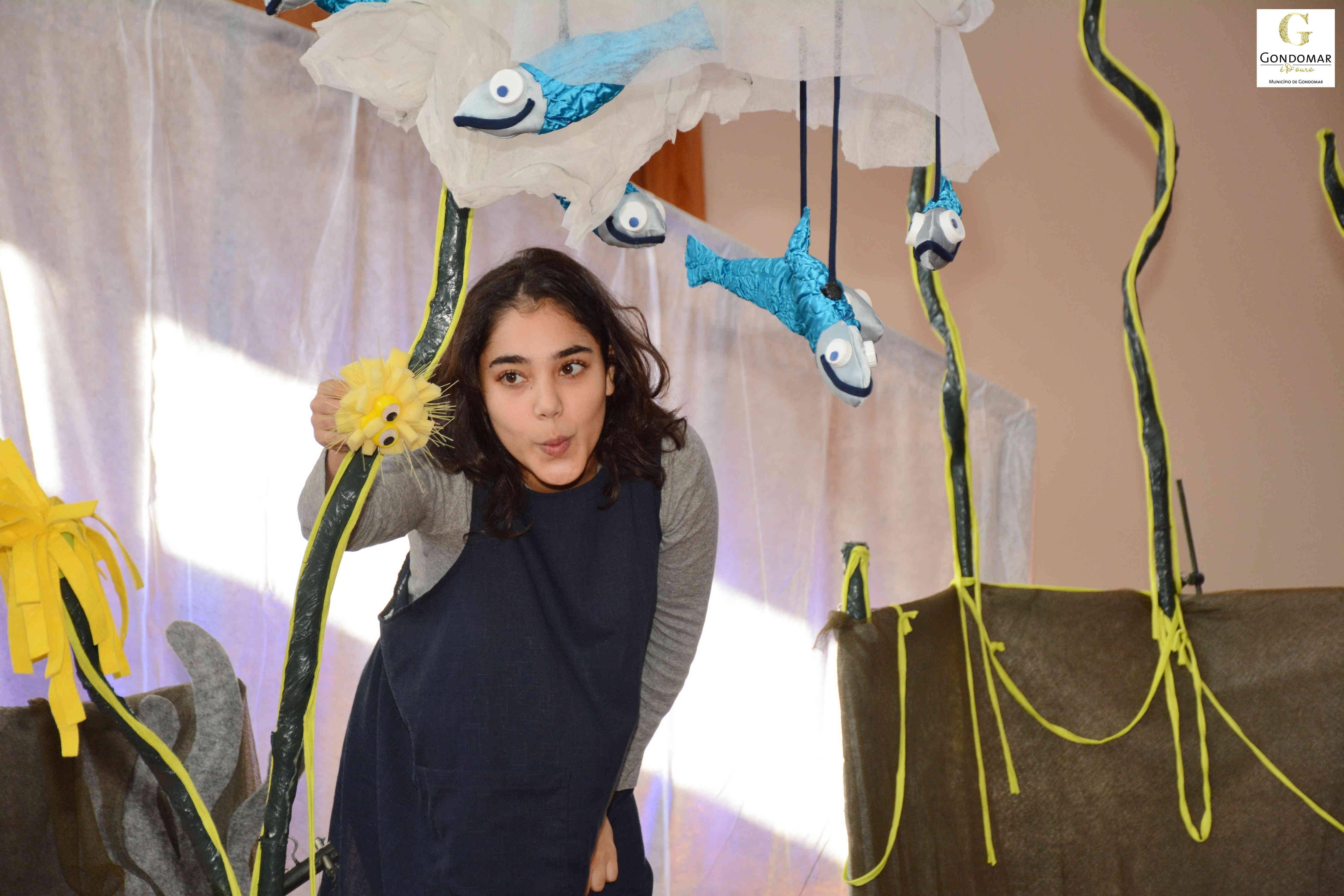 """Galeria de Fotos - Espetáculo de marionetas """"O Cardume"""""""